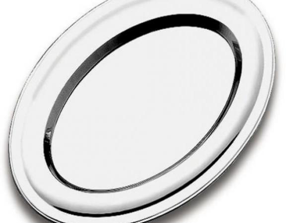 Travessa Oval Inox